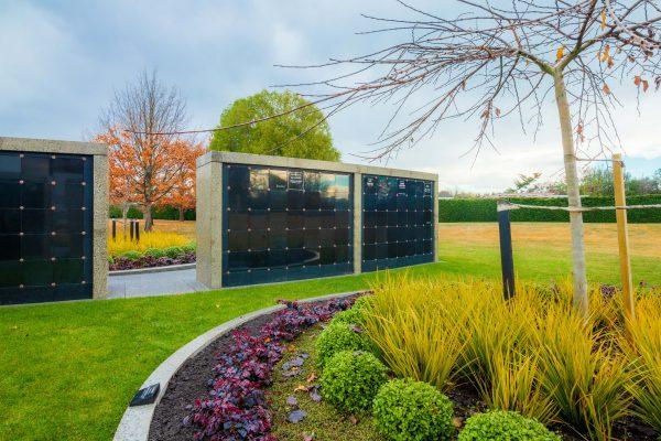 Memorial Garden Christchurch